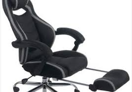Reclining Office Chair With Footrest Office Chairs With Footrest Finding Office Star Pneumatic