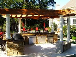 backyard kitchen ideas home design ideas