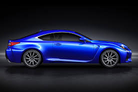 lexus rcf blue 2015 lexus rc f gets new paint color name it motor trend