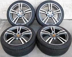 porsche cayenne s tires 21 porsche cayenne turbo ii style wheels rims tires gunmetal with