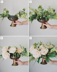 floral centerpieces diy silk flower centerpiece green wedding shoes