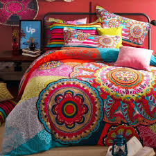 Moroccan Coverlet Duvet Covers Hippie Quilts Moroccan Comforter Sets Bohemian