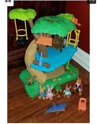 rabbit treehouse rabbit treehouse and characters 62 00 picclick uk