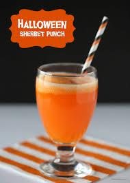 halloween sherbet punch sodastream the recipe book
