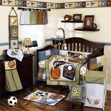 Baby Boys Crib Bedding by Lovely Sports Crib Bedding Sets Home Inspirations Design