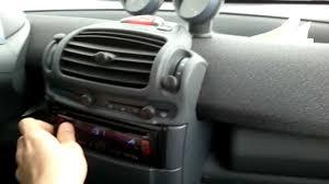 impianto audio smart cabrio del papi subwoofer installato sotto
