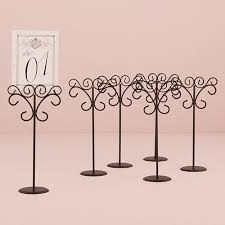 wedding table number holders glamorous wedding table numbers holders 30 for your wedding party