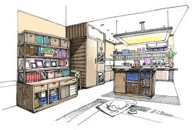 interior design sketches a pretty fantastic article on what