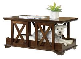 Hooded Dog Bed Sauder Coffee Table Dog Bed U0026 Reviews Wayfair
