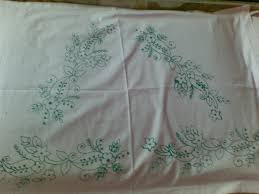 Bed Sheet Designs For Fabric Paint Arts By Srilu Screen Printing On Bed Sheet