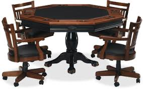 poker table and chair set modern chairs quality interior 2017