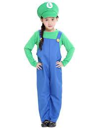 aliexpress buy kids mario luigi costumes super mario