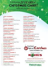 kohl s shop clothing shoes home kitchen bedding toys more catch all your favorite christmas movies with freeform s 25 days of christmas brought to you by kohl s