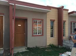 Row House Model - affordable house and lot villa annapolis subdivision dulong bayan
