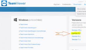 teamviewer 9 apk teamviewer 9 free version