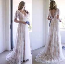 wedding dress discount discount bohemian lace wedding dresses 2018 garden