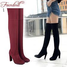 womens thigh high boots size 11 get cheap size 11 thigh high boots aliexpress com
