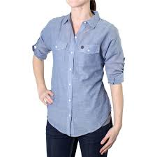 light blue button down shirt women s shop womens blue button down shirts merona women s chambray shirt