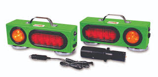 wireless tow light bar lite it wireless led agricultural tow lights custer products