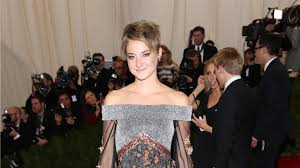 shailene woodley cuts off her hair for new role and charity