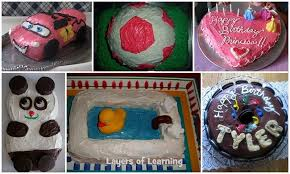 gallery of homemade birthday cakes layers of learning