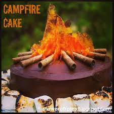 best 25 campfire cake ideas on pinterest bonfire cake camp