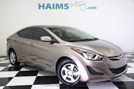 2014 hyundai elantra 2014 used hyundai elantra 4dr sedan automatic limited at haims