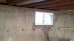 Glass Block For Basement Windows by Installing Basement Windows In Concrete Block Basements Ideas