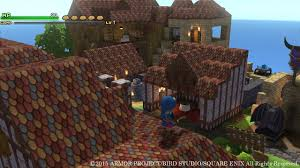 Builder Designs by Dragon Quest Builders U0027 Restoration Roles Revealed The Vita Lounge