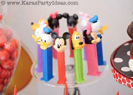 mickey mouse favor bags kara s party ideas mickey mouse themed birthday party planning