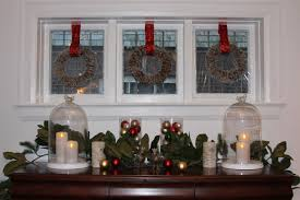 easy christmas home decor ideas window decorating ideas for christmas home design wonderfull