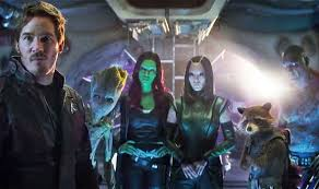 infinity war thor s mission with guardians of the galaxy