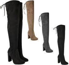 womens boots ebay s knee boots ebay