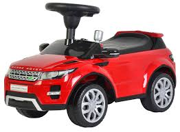 red land rover amazon com range rover evoque w sound ride on red toys u0026 games
