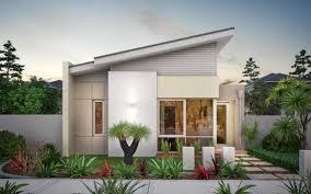 modern single storey house plans modern single storey house designs