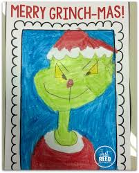 grinch day in first grade just reed