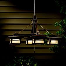 Kichler Landscape Lighting by Zen Garden Outdoor Chandelier Landscape Lighting Specialist