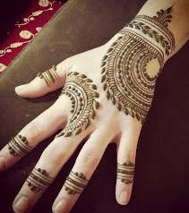 top 20 back mehendi designs for any occasion