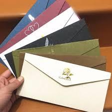 wedding gift envelope 30pcslot pearl gilding paper envelopes for invitations wedding
