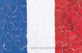 French Flag Pictures Cindy Derosier My Creative Life French Tricolor Mosaic