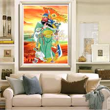 compare prices on guan yu painting online shopping buy low price