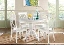 White Dining Room Furniture Sets Brynwood White 5 Pc Dining Set Dining Room Sets Colors