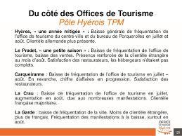 au bureau la garde forum d automne des acteurs du tourisme 2017