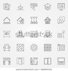 Interior Design Icons Free