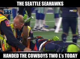 Seahawks Memes - 24 best memes of matt cassel the dallas cowboys screwed by
