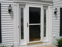 Pella Retractable Screen Door Door Providing The Home With Lowes Security Doors U2014 Kool Air Com