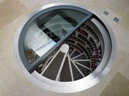 in floor wine cellar imgur