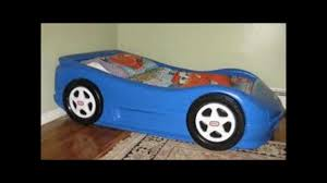 little tikes car beds it is good and safe for your children what