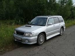 1997 subaru forester subaru forester 1997 2 литра итак акпп бензин 4вд расход 10