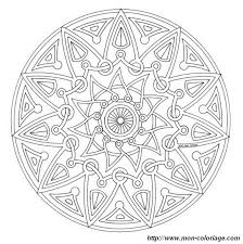 complex mandala coloring pages printable kids coloring